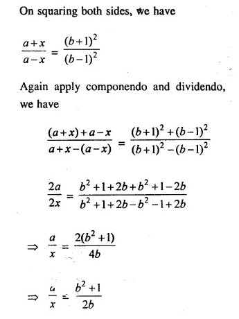 Selina Concise Mathematics Class 10 ICSE Solutions Chapterwise Revision Exercises Q32.3