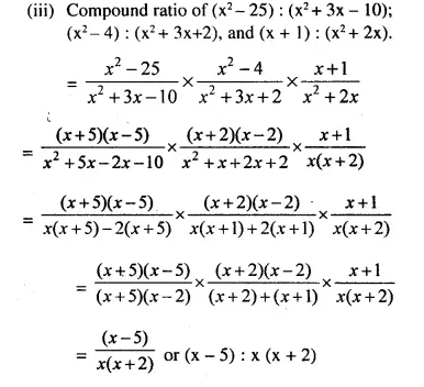 Selina Concise Mathematics Class 10 ICSE Solutions Chapterwise Revision Exercises Q35.2