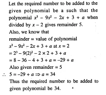 Selina Concise Mathematics Class 10 ICSE Solutions Chapterwise Revision Exercises Q40.1
