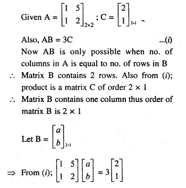 Selina Concise Mathematics Class 10 ICSE Solutions Chapterwise Revision Exercises Q42.2
