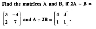 Selina Concise Mathematics Class 10 ICSE Solutions Chapterwise Revision Exercises Q43.1