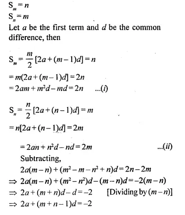 Selina Concise Mathematics Class 10 ICSE Solutions Chapterwise Revision Exercises Q50.1