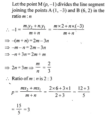 Selina Concise Mathematics Class 10 ICSE Solutions Chapterwise Revision Exercises Q59.1