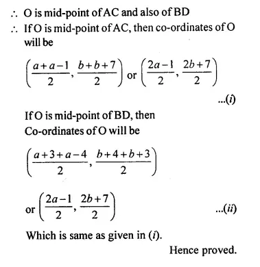 Selina Concise Mathematics Class 10 ICSE Solutions Chapterwise Revision Exercises Q62.2