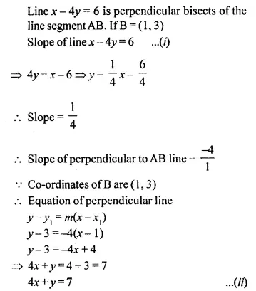 Selina Concise Mathematics Class 10 ICSE Solutions Chapterwise Revision Exercises Q64.1