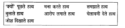 NCERT Solutions for Class 6 Hindi Vasant Chapter 7 साथी हाथ बढ़ाना 3
