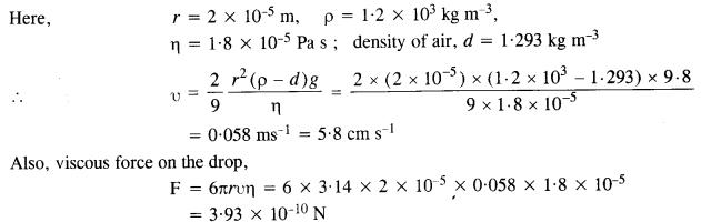 NCERT Solutions for Class 11 Physics Chapter 10 Mechanical Properties of Fluids 24
