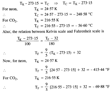 NCERT Solutions for Class 11 Physics Chapter 11 Thermal Properties of Matter 1