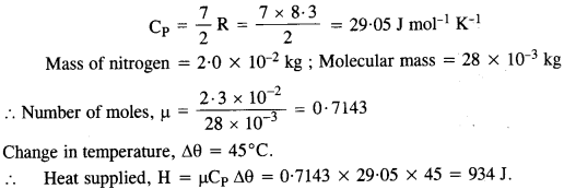 NCERT Solutions for Class 11 Physics Chapter 12 Thermodynamics 2