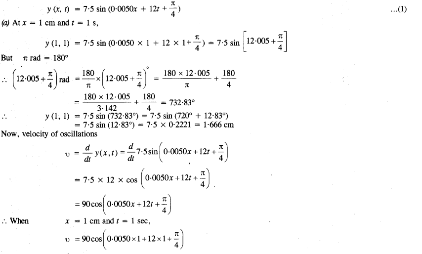 NCERT Solutions for Class 11 Physics Chapter 15 Waves 23