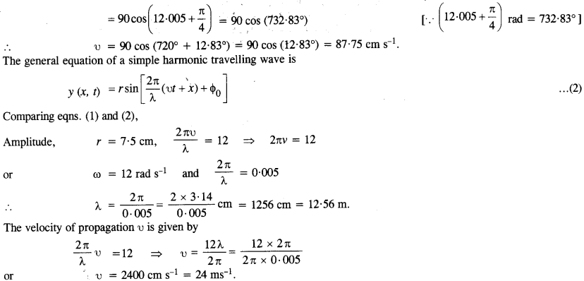 NCERT Solutions for Class 11 Physics Chapter 15 Waves 24