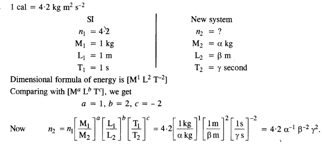 NCERT Solutions for Class 11 Physics Chapter 2 Units and Measurement 3