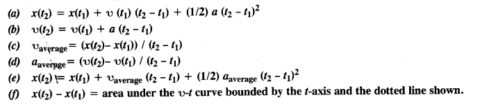 NCERT Solutions for Class 11 Physics Chapter 3 Motion in a Straight Line 35