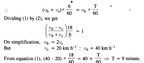 NCERT Solutions for Class 11 Physics Chapter 3 Motion in a Straight Line 7