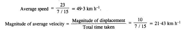 NCERT Solutions for Class 11 Physics Chapter 4 Motion in a Plane 16