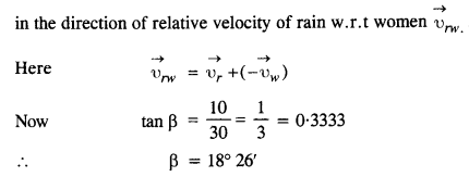 NCERT Solutions for Class 11 Physics Chapter 4 Motion in a Plane 18