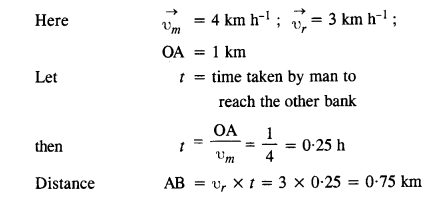 NCERT Solutions for Class 11 Physics Chapter 4 Motion in a Plane 20