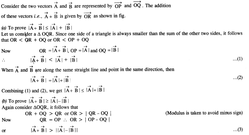 NCERT Solutions for Class 11 Physics Chapter 4 Motion in a Plane 4
