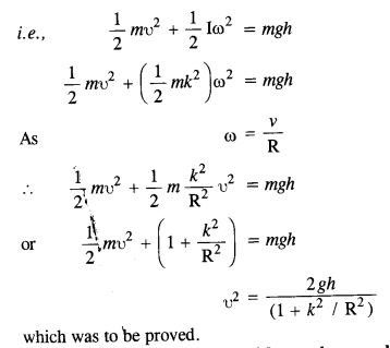 NCERT Solutions for Class 11 Physics Chapter 7 System of Particles and Rotational Motion 42