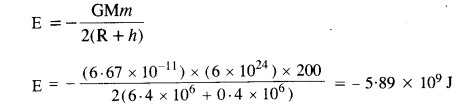 NCERT Solutions for Class 11 Physics Chapter 8 Gravitation 17