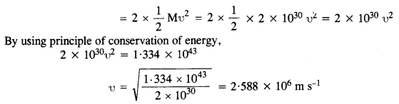 NCERT Solutions for Class 11 Physics Chapter 8 Gravitation 19
