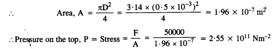 NCERT Solutions for Class 11 Physics Chapter 9 Mechanical Properties of Solids 19