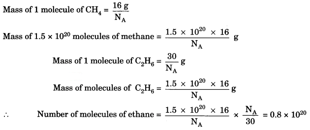 Atoms and Molecules Class 9 Extra Questions and Answers Science Chapter 3 img 2