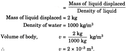 Gravitation Class 9 Extra Questions and Answers Science Chapter 10 img 7