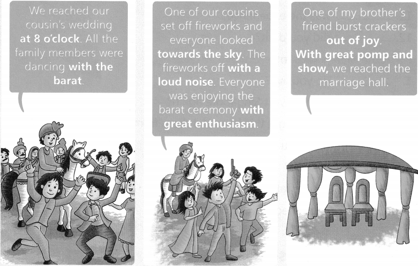 Adverb Phrases Exercises For Class 5 Cbse With Answers