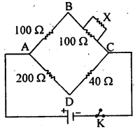 MCQ Questions for Class 12 Physics Chapter 3 Current