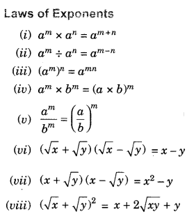 Number Systems Class 9 Notes Maths Chapter 4