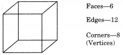 Visualising Solid Shapes Class 7 Notes Maths Chapter 15 .2