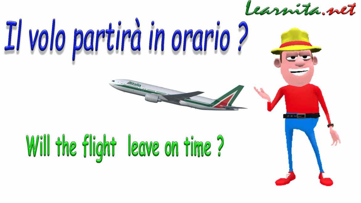 How to ask for information in italian