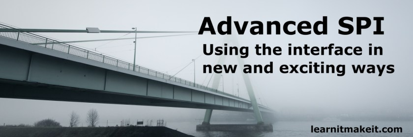 Advanced Uses of the SPI Interface
