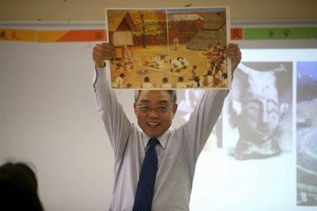 斎藤先生の写真1
