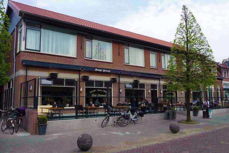 Cafe Centraal Oostvoorne Pension und B&B