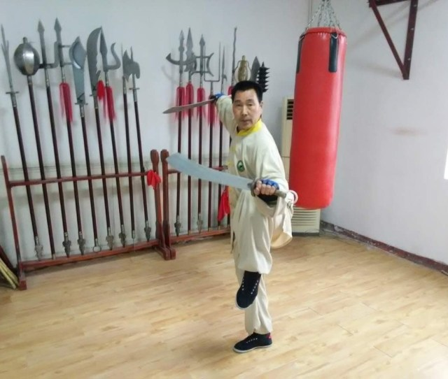 Kung Fu Styles Taught