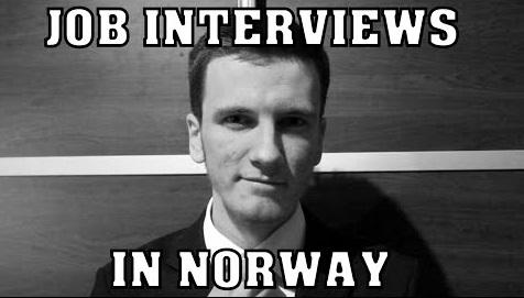 Job interviews in Norway