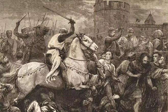 Waldensian Massacre