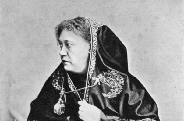 Image result for Helena Blavatsky