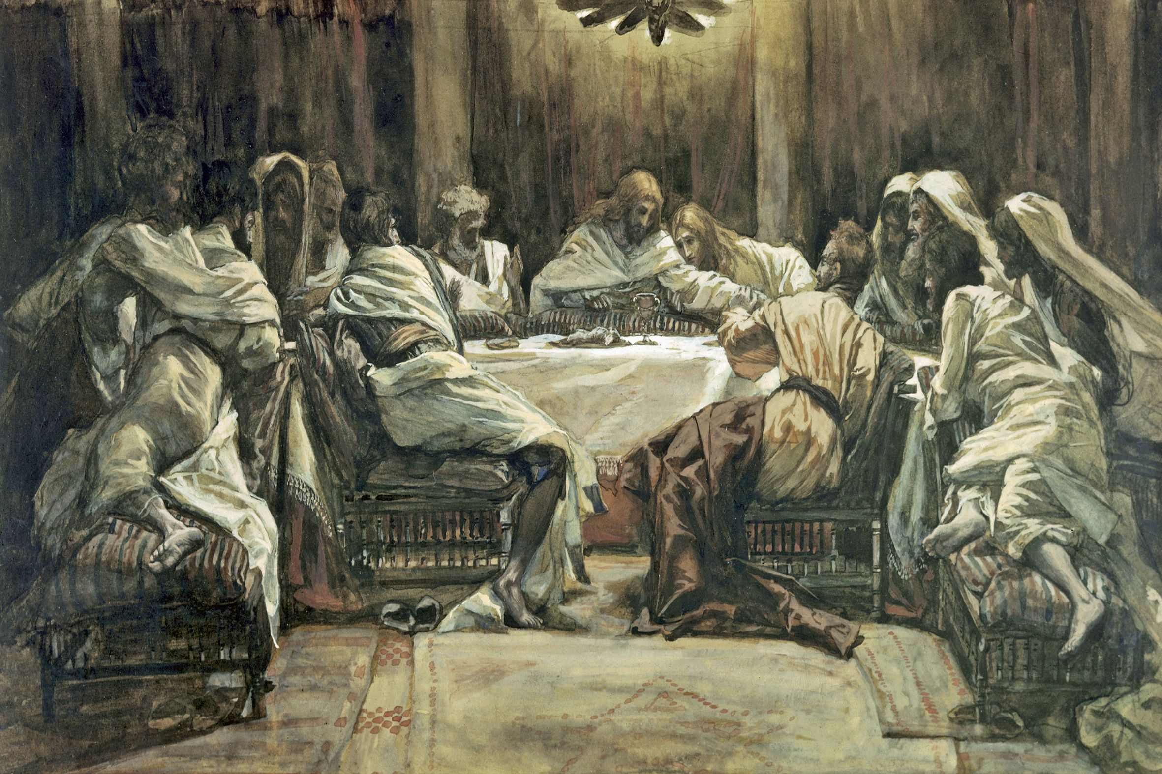 The Last Supper In The Bible A Study Guide
