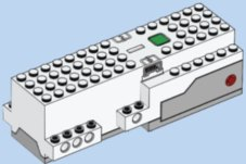 drawing of the Lego Move Hub