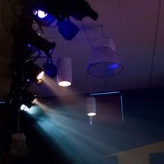 Church Lighting Beams