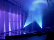 Blue Teal Lighting