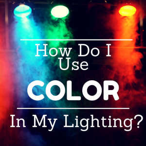 What Are the Rules to Using Color in Stage Lighting? – Learn Stage