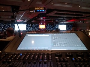 Lighting Console Hog 4