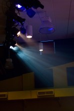 Church Lighting Console
