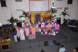 Church Drama Lighting