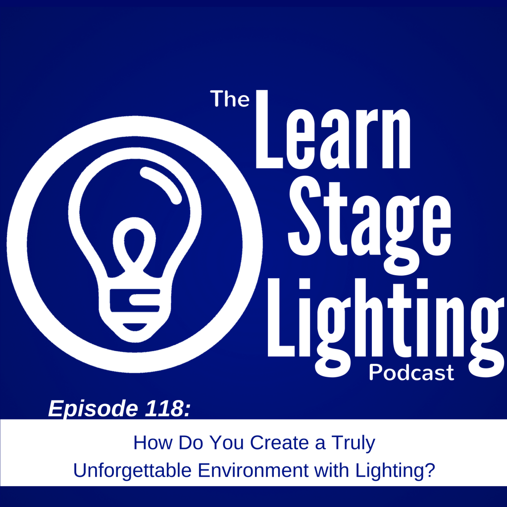 Learn Stage Lighting Podcast