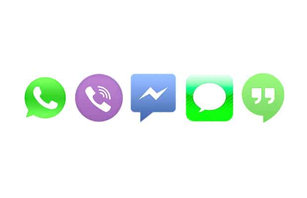 Which is the Top Rated messaging app on android have a look here.